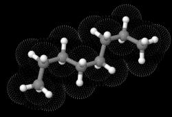 proprietà fisiche alcani